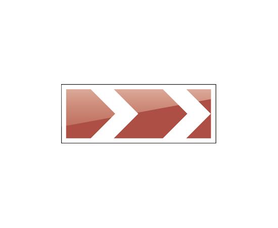 дорожный знак 1.34.1  Направление поворота, фото 1