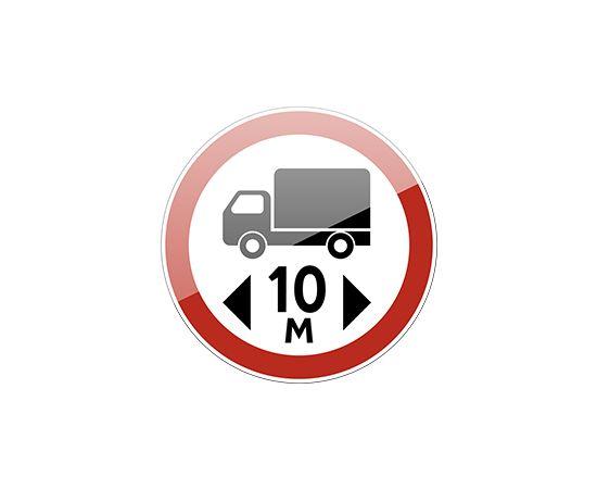 дорожный знак 3.15  Ограничение длины, фото 1