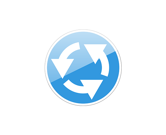 дорожный знак 4.3  Круговое движение, фото 1
