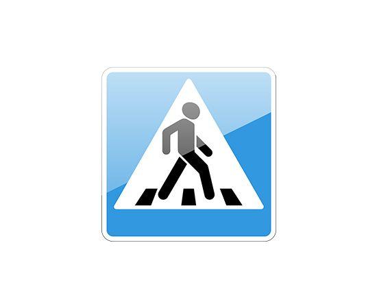 дорожный знак 5.19.2  Пешеходный переход, фото 1