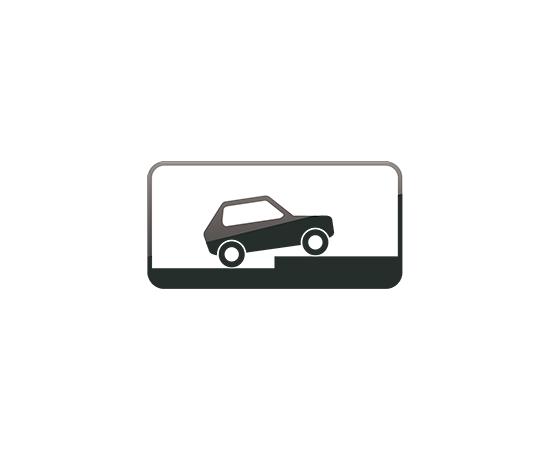 дорожный знак 8.6.7  Способ постановки транспортного средства на стоянку, фото 1