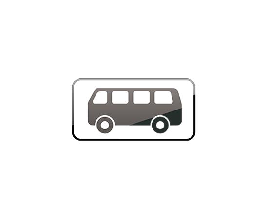 дорожный знак 8.4.4  Вид транспортного средства, фото 1