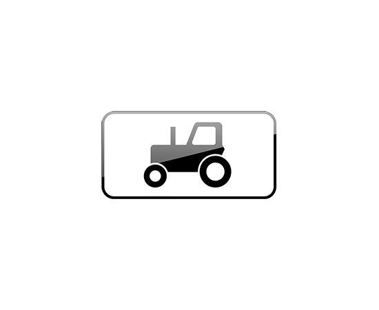 дорожный знак 8.4.5  Вид транспортного средства, фото 1