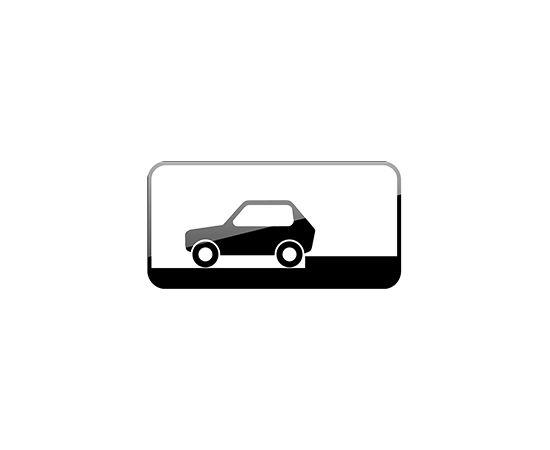 дорожный знак 8.6.4  Способ постановки транспортного средства на стоянку, фото 1