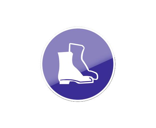 знак М 05 Работать в защитной обуви, фото 1