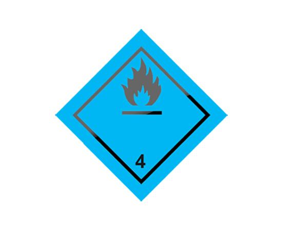 Знак опасности 4 класса (4.3), фото 1