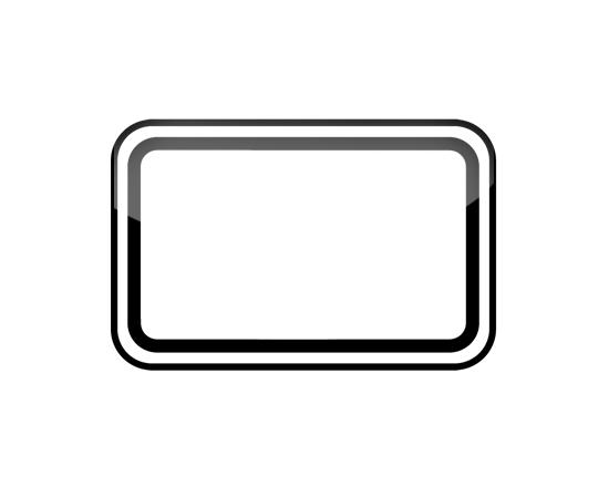 Знак Переносной сигнал съемных дрезин (для двухпутных участков), фото 1