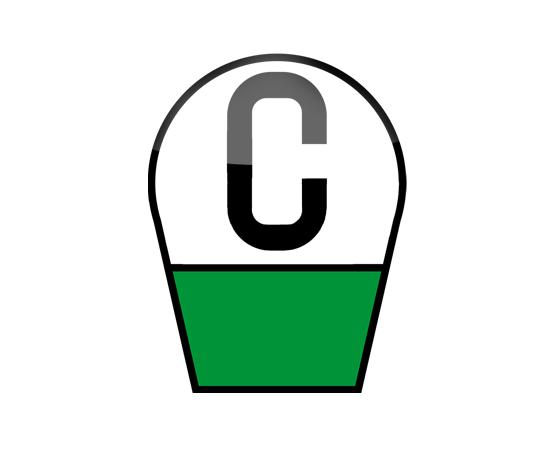 Сигнальный знак «С» о подаче свистка, фото 1