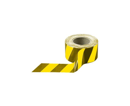Лента оградительная СТАНДАРТ ЛО-250x75 ж/ч, фото 1
