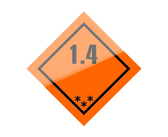 Знак опасности 1 класса ( 1.4 ), фото 1