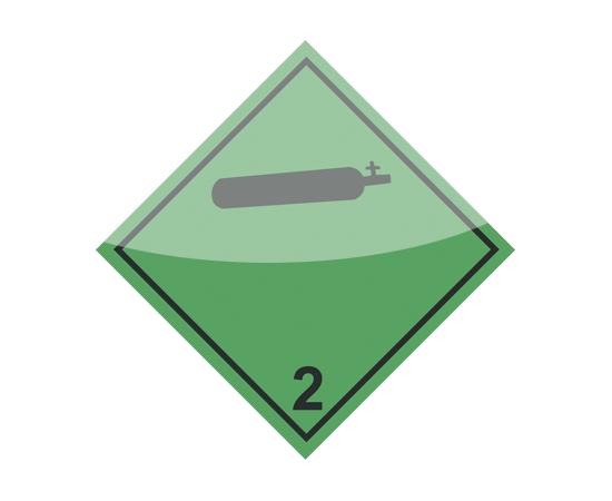 Знак опасности 2 класса (2.2), фото 1