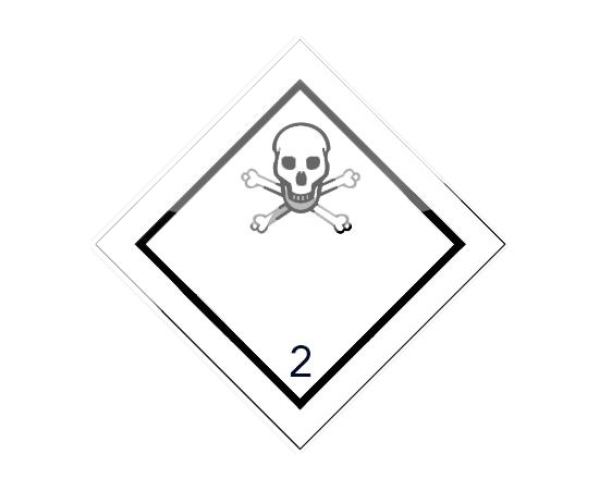 Знак опасности 2 класса (2.3), фото 1