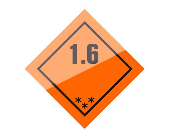 Знак опасности 1 класса ( 1.6 ), фото 1