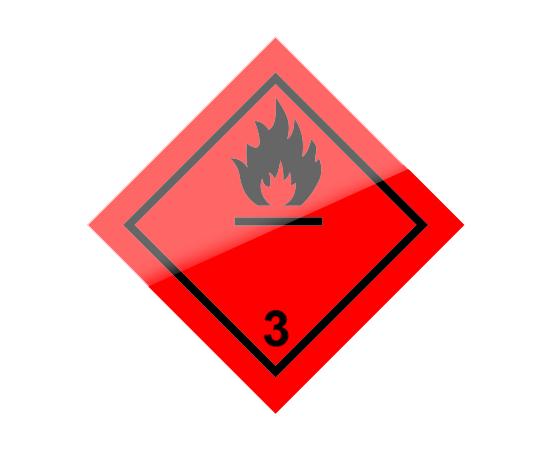 Знак опасности 3 класса, фото 1