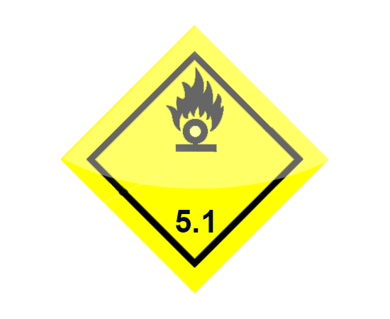 Знак опасности 5 класса ( 5.1 ), фото 1