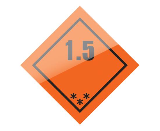 Знак опасности 1 класса (1.5), фото 1