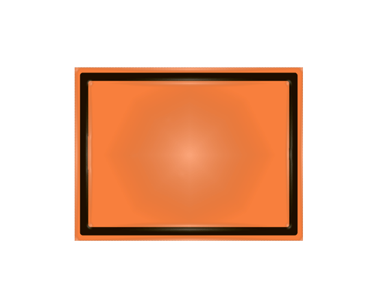 Табличка оранжевая взрывчатое вещество, фото 1