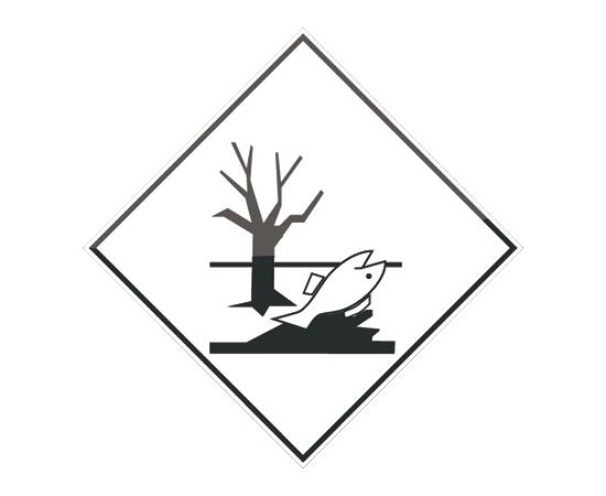 Знак опасности Вещество, опасное для окружающей среды, фото 1