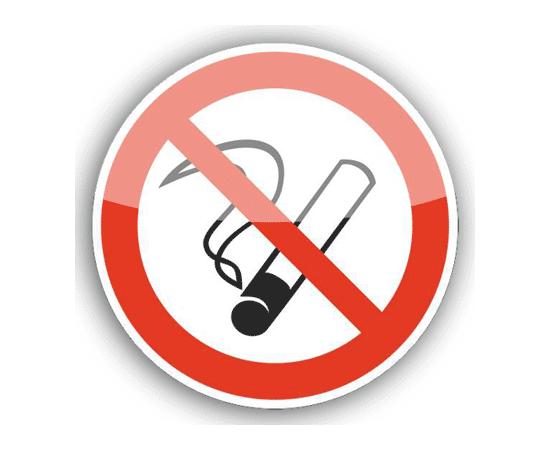 Знак  Запрещается курить!, фото 1