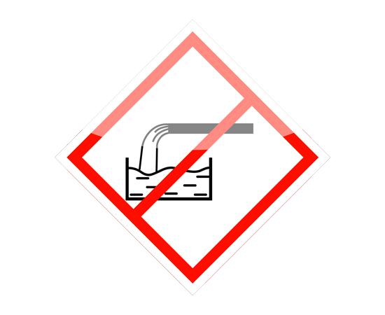 Знак Запрещено размещение накопителей сточных вод, фото 1