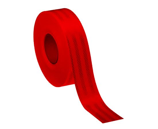 Лента светоотражающая контурная микропризматическая (красная), фото 1